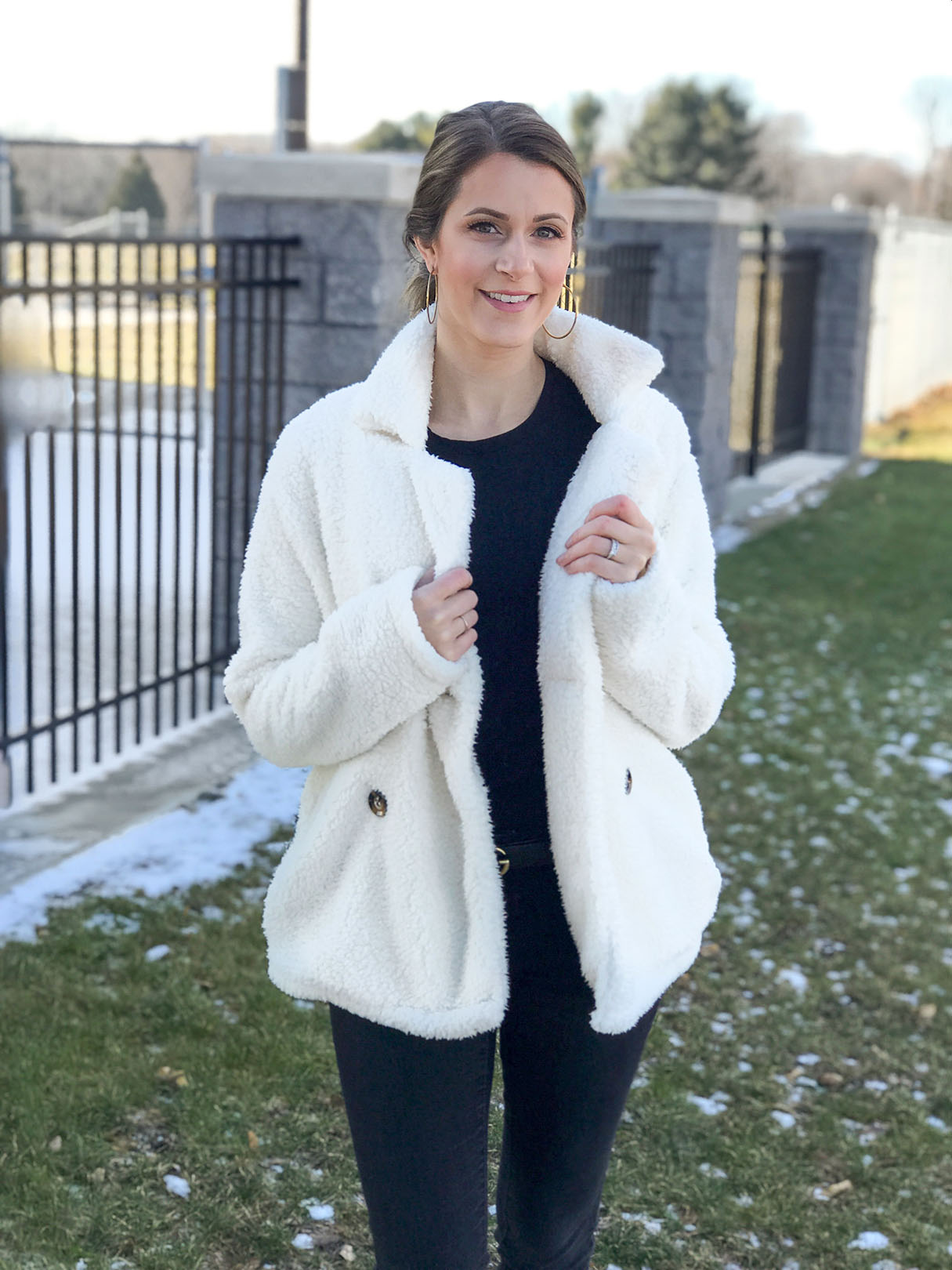 Sherpa Winter Coat