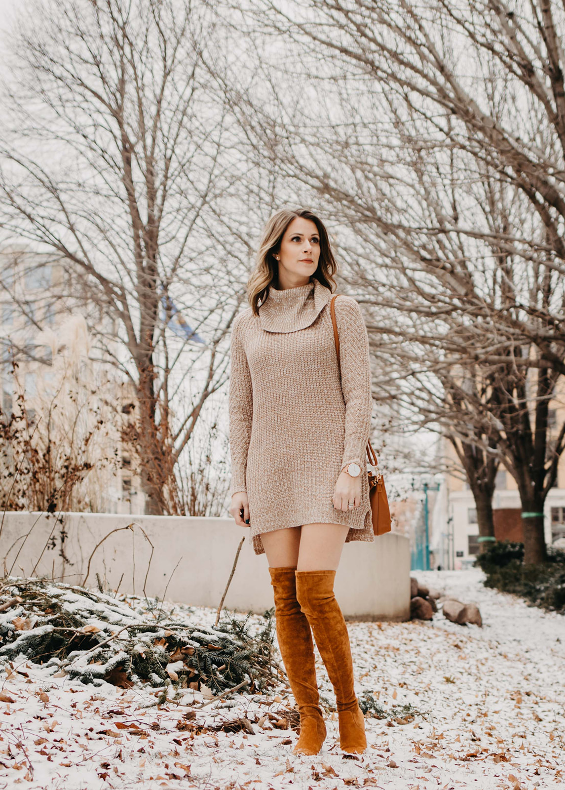 Winter Wearables // Sweater Dresses