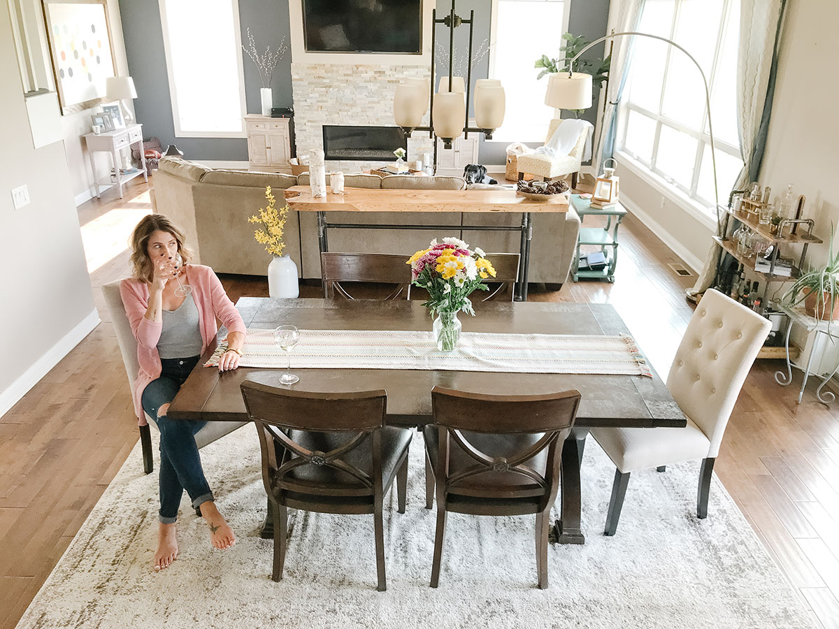How To Turn Your Dining Room From Drab To Fab