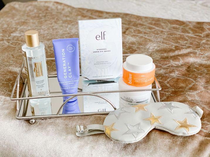 Nighttime Skincare Routine