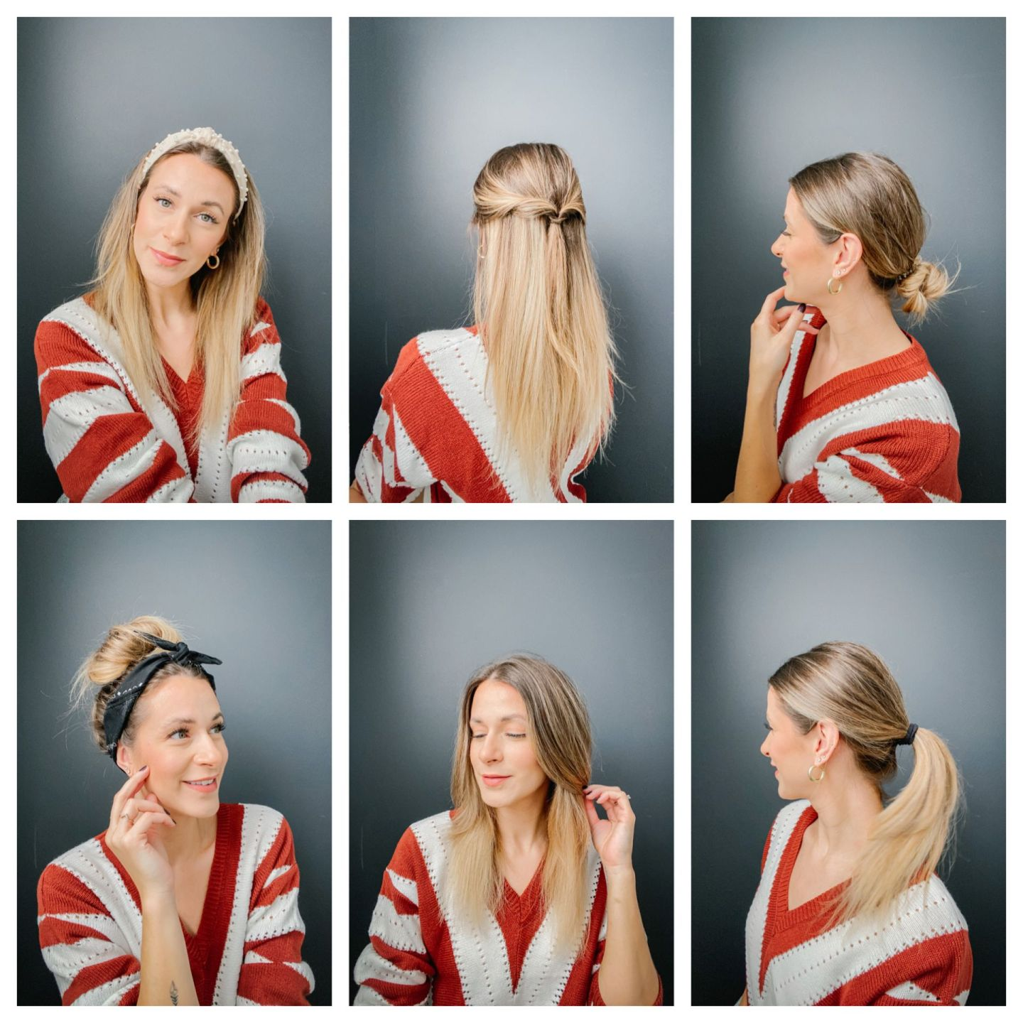 My Easy Go-To Hairstyles (With Extensions)
