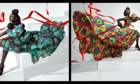 New Sparkling Grace Collection from Vlisco