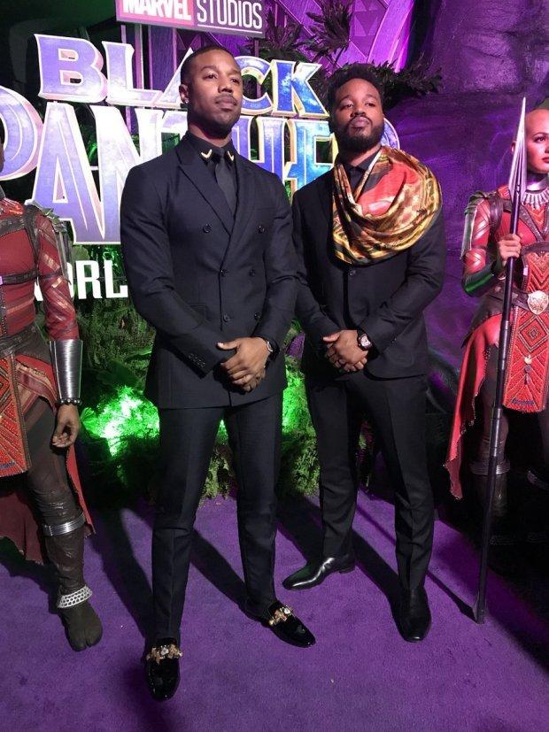 Ryan Coogler Black Panther World Premiere/Marvel Studios