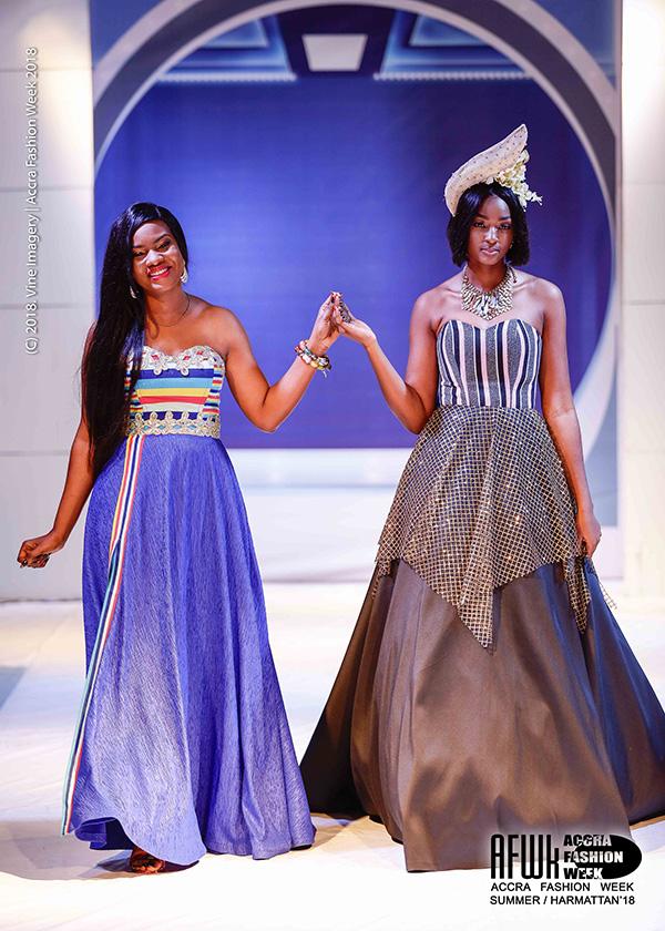 SmockyWorld/Accra Fashion Week (Summer/Harmattan Edition)