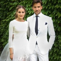 Pinterest Picks - Inspired by Olivia Palermo's Wedding Look