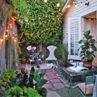Pinterest Picks - Stunning Small Outdoor Spaces