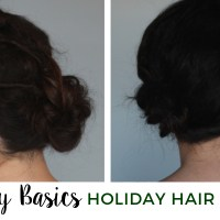 Beauty Basics - Holiday Hair Updos