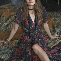 Pretty Wrap Dresses for Spring Flings