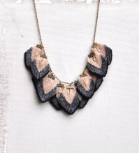 Amy Lawrence Knitted Jewellery