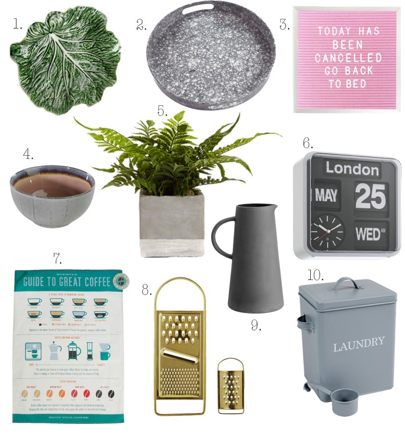 Kitchen Lust-List www.styleandsubstance.uk