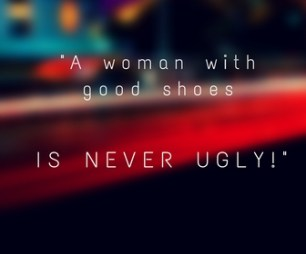 11.coco-Chanel-good shoes