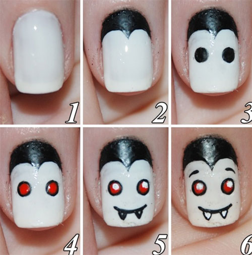 Nail Art Designs You Can Handle Step 1 Begin By
