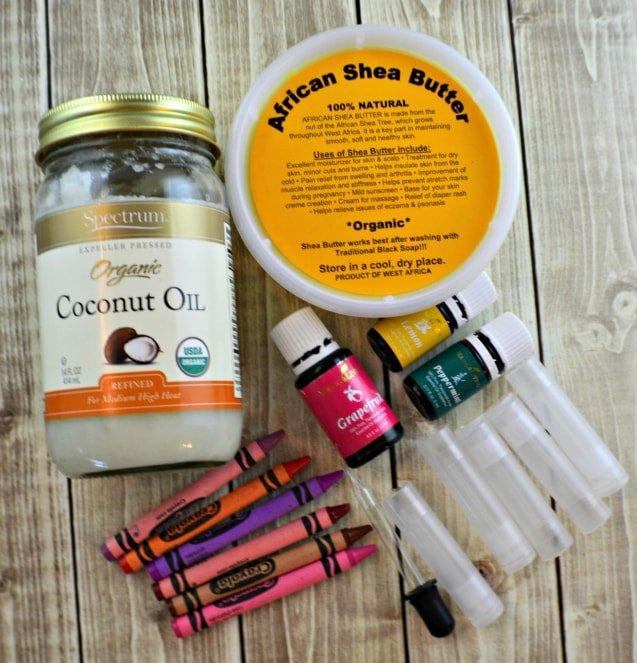 Crayon Lipstick Ingredients
