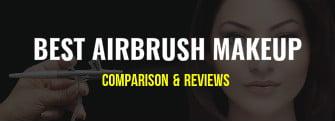 Airbrush Makup Reviews Banner