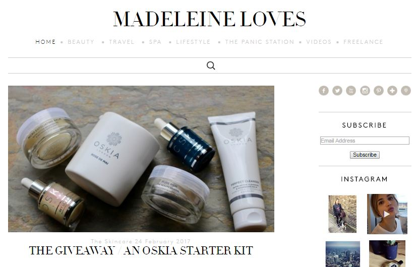 madeleineloves.com