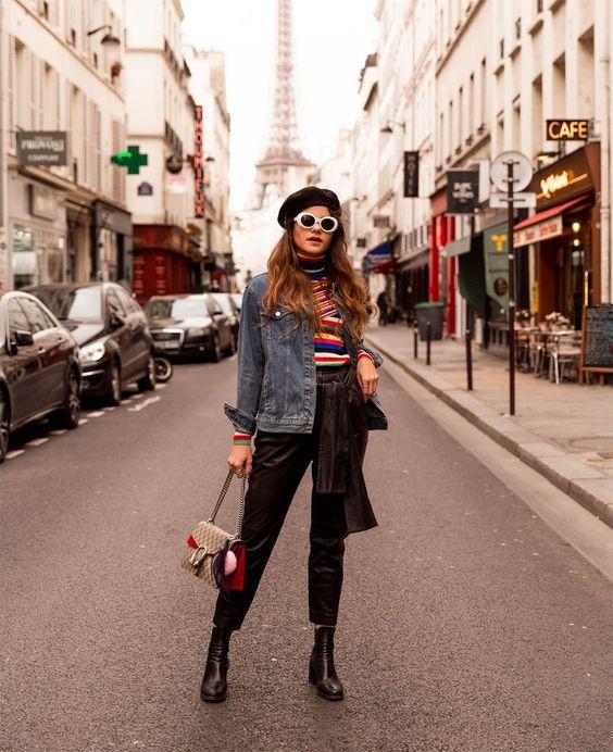 Eccentric Style Look