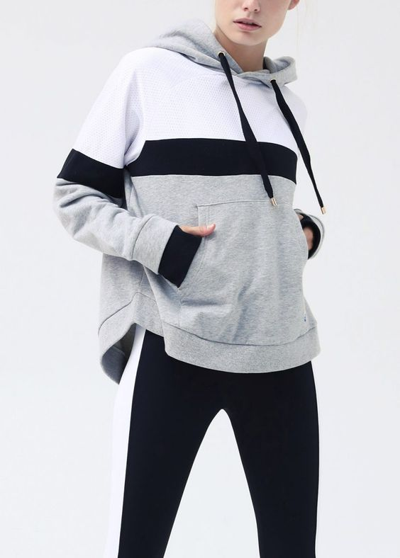 Sports Luxe Fashion Outfit