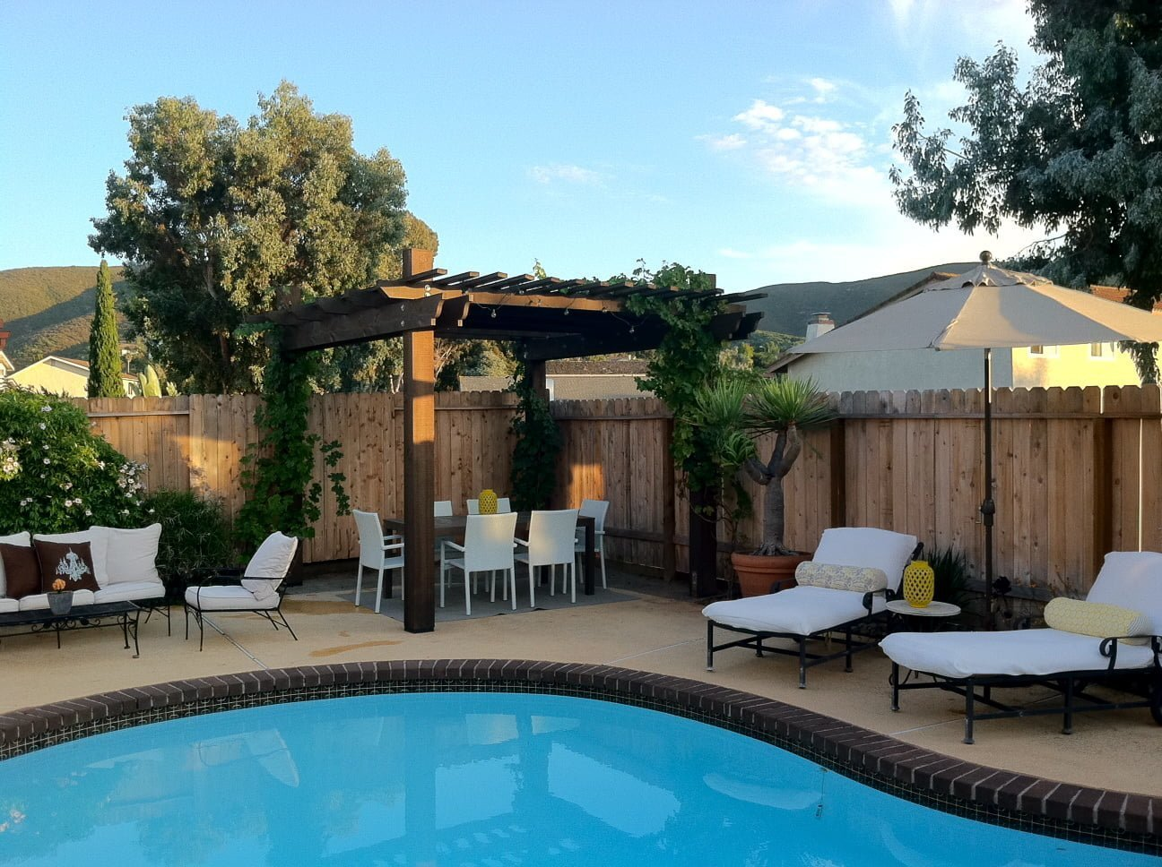 The Real Budget-friendly Backyard Makeover with Tips and ... on Patio Makeovers On A Budget id=90308