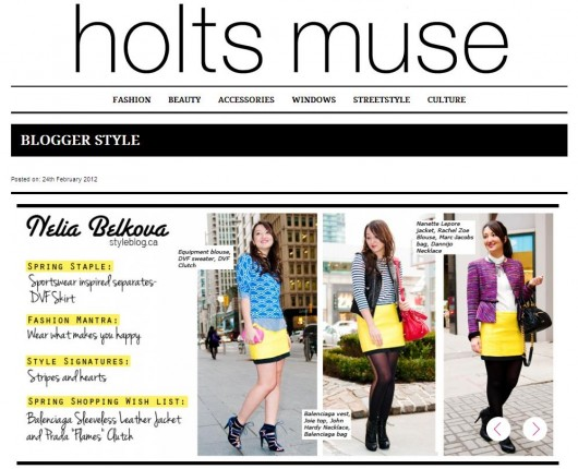holts muse