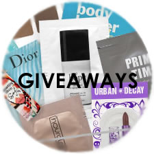 ** Giveaways **