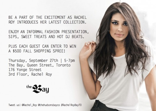 Rachel-Roy-The-Bay-Toronto