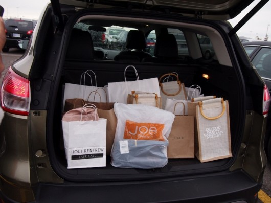 ford-canada-vaughan-mills-shopping-bloggers-trip
