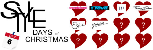 Style Days of Christmas Day 6 Yorkdale Gift Card Giveaway