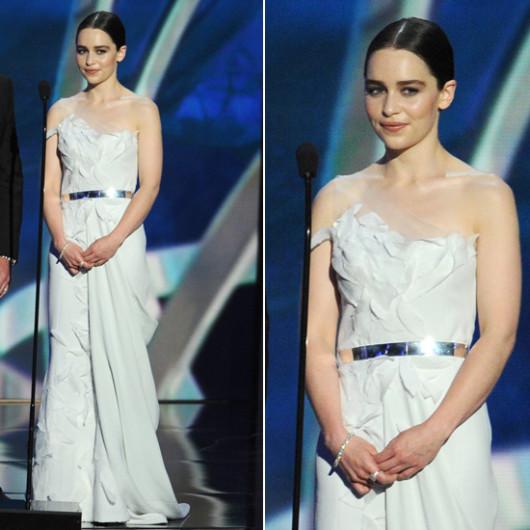 emmy-awards-emilia-clarke-donna-karan