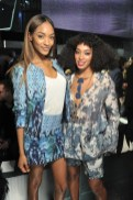 hm-fashion-show-jourdan-dunn-wearing-hm-solange-knowles-wearing-hm