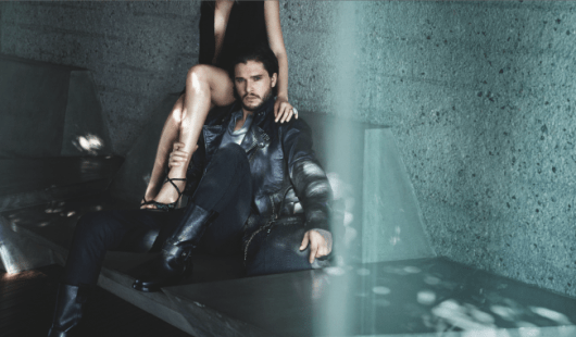 Kit Harington for Jimmy Choo Fall Winter 2014 - 2