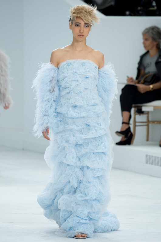 Chanel Haute Couture Fall 2014 Collection Style Blog