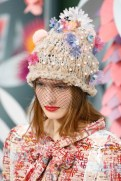CHANEL Couture Beanie/Toque