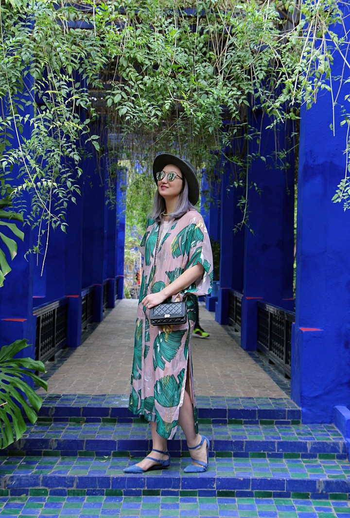 Yves saint laurent style blog canadian fashion and lifestyle news - Jardin majorelle yves saint laurent ...