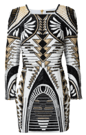 hmbalmaination-lookbook-hm-balmain-collection-dress