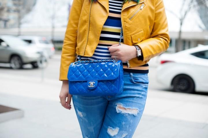 zara-yellow-leather-moto-frayed-jeans8