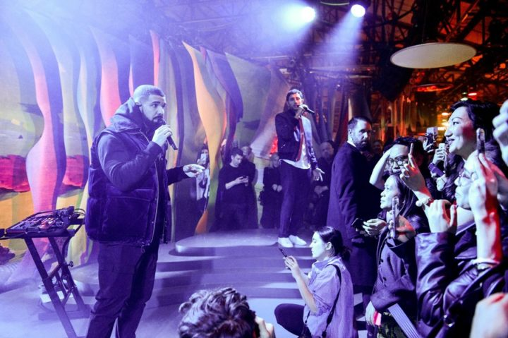 Drake-Hermes-Toronto