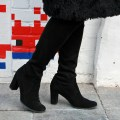 What I Wore: Cute Winter Boots
