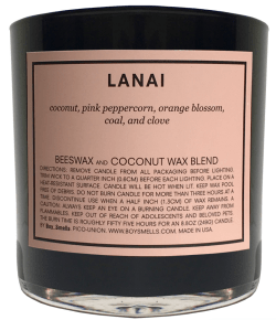 Boy Smells candle Lanai $48 CAD