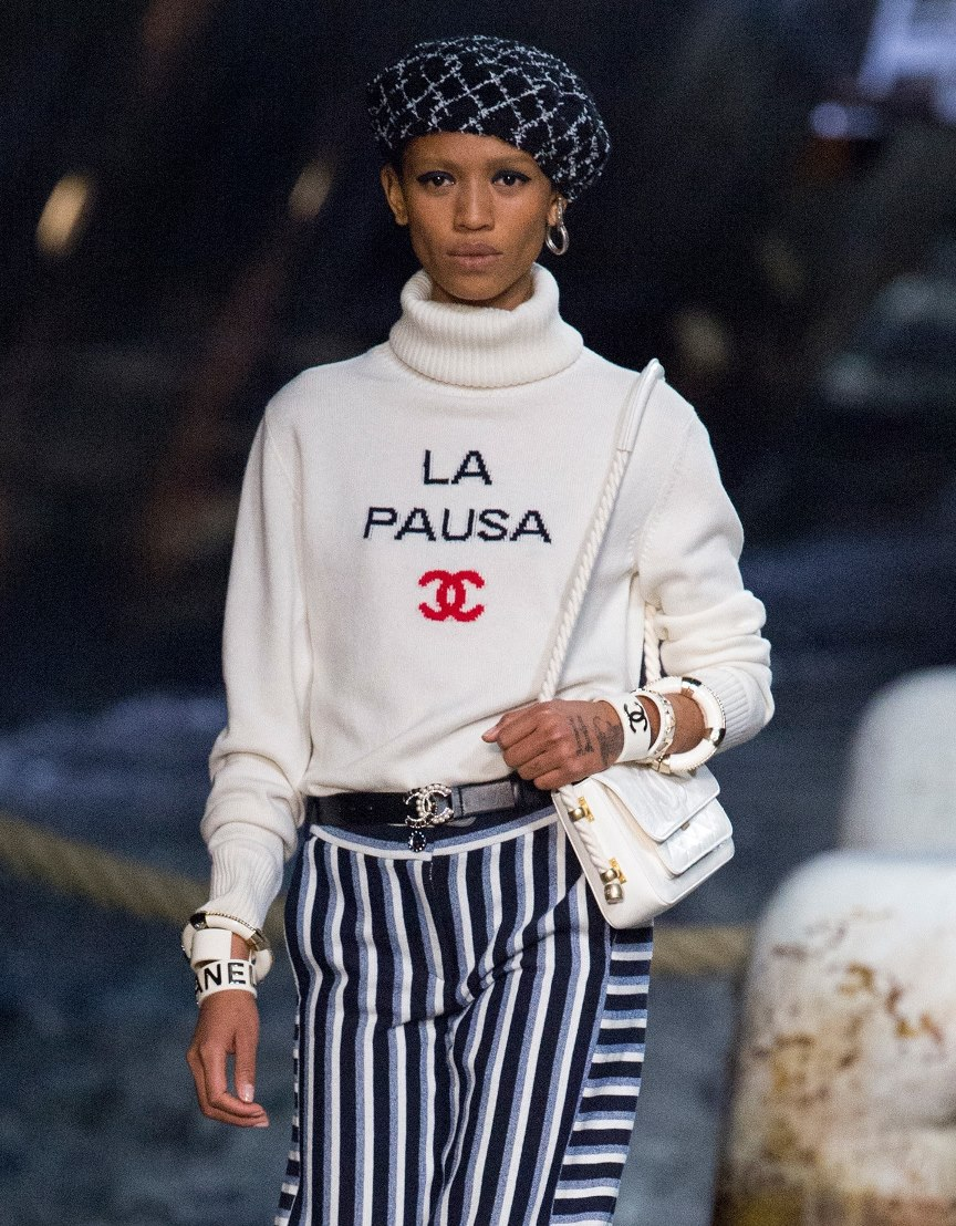 Chanel Resort 2019 La Pausa Style Blog Canadian Fashion And