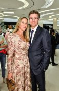 Holt-Renfrew-VOGUE-pop-up-Alexandra Weston, DVP Brand and Creative Strategy, and Galen Weston, Chairman and Chief Executive of George Weston Limited
