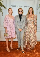 Holt-Renfrew-VOGUE-pop-up-Kate Bosworth, Lisa Love and Alexandra Weston