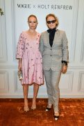 Holt-Renfrew-VOGUE-pop-up-Kate Bosworth and Lisa Love