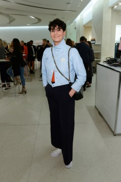 Holt-Renfrew-VOGUE-pop-up-Sahar Nooraei