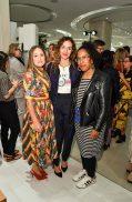 Holt-Renfrew-VOGUE-pop-up-Talia Brown, Nadia Pizzimenti and Tricia Hall