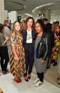 Holt-Renfrew-VOGUE-pop-up-Talia Brown, Nadia Pizzimenti and Tricia Hall