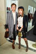 Holt-Renfrew-VOGUE-pop-up-Yunlong Li and Chelsea Chen