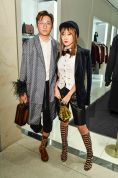 Holt-Renfrew-VOGUE-pop-up-Yunlong Li and Chelsea Chen