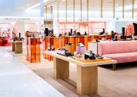 Holt Renfrew Bloor Women's Footwear Hall_2