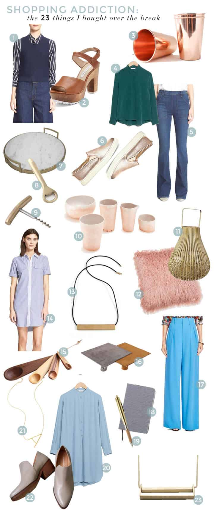 shopping addiction_what I bought over the break_gift_guide_roundup_emily henderson_
