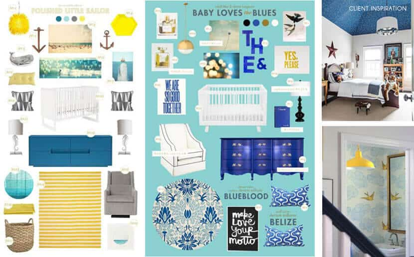 Client Inspirations Bright Colors